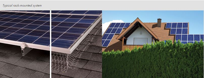 Affordable Roofing & Solar Images DecoTech Solar Roofing System